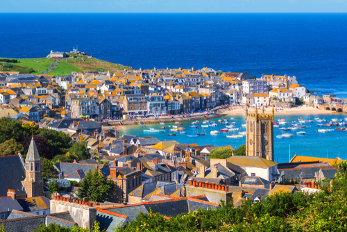 Do you know St Ives?