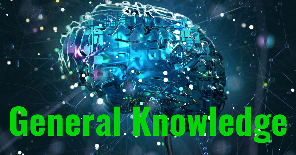 General knowledge quiz banner for Daily Quizzes homepage