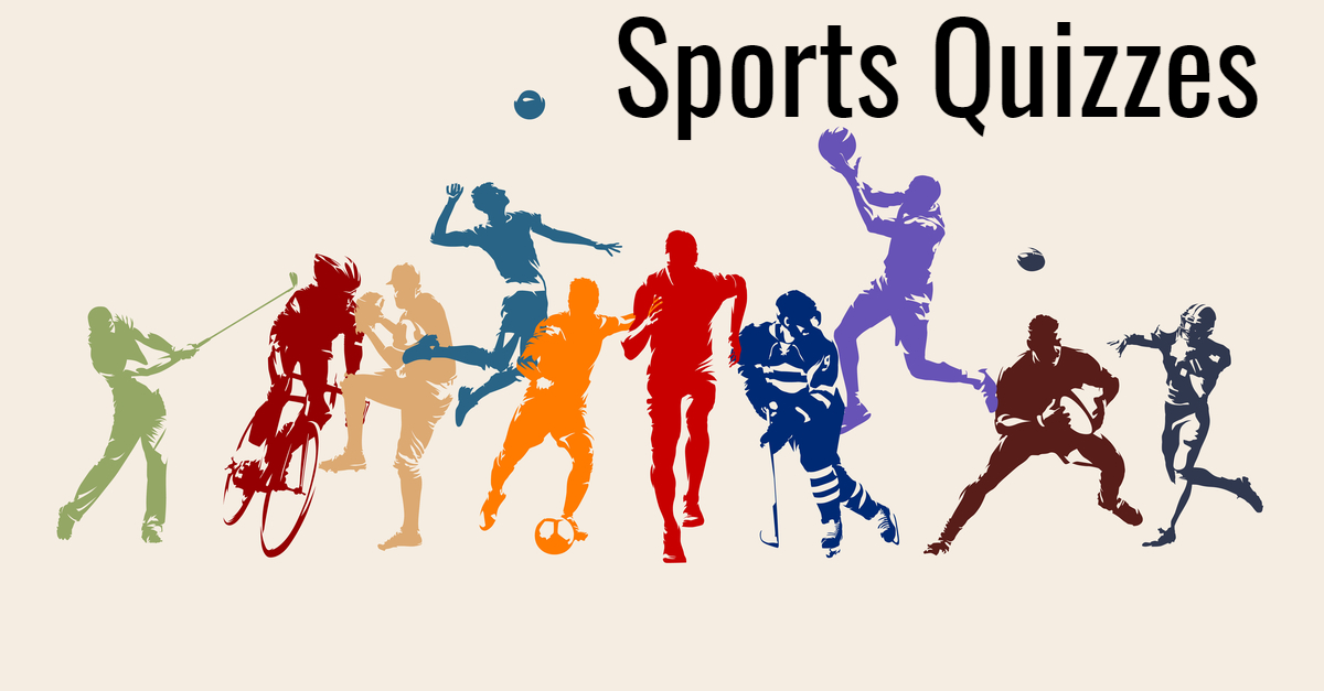 Sports quizzes category with in our daily quizzes