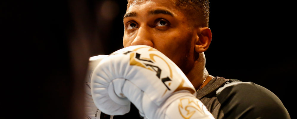 Hughie Fury hoping for Dream Fight with Anthony Joshua!
