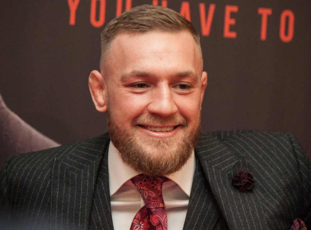 McGregor Back and Wanting to Box?