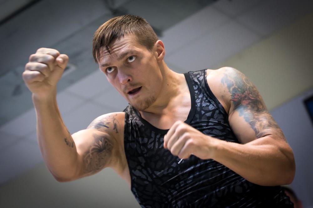 Usyk Demanding WBO Fight with Anthony Joshua!