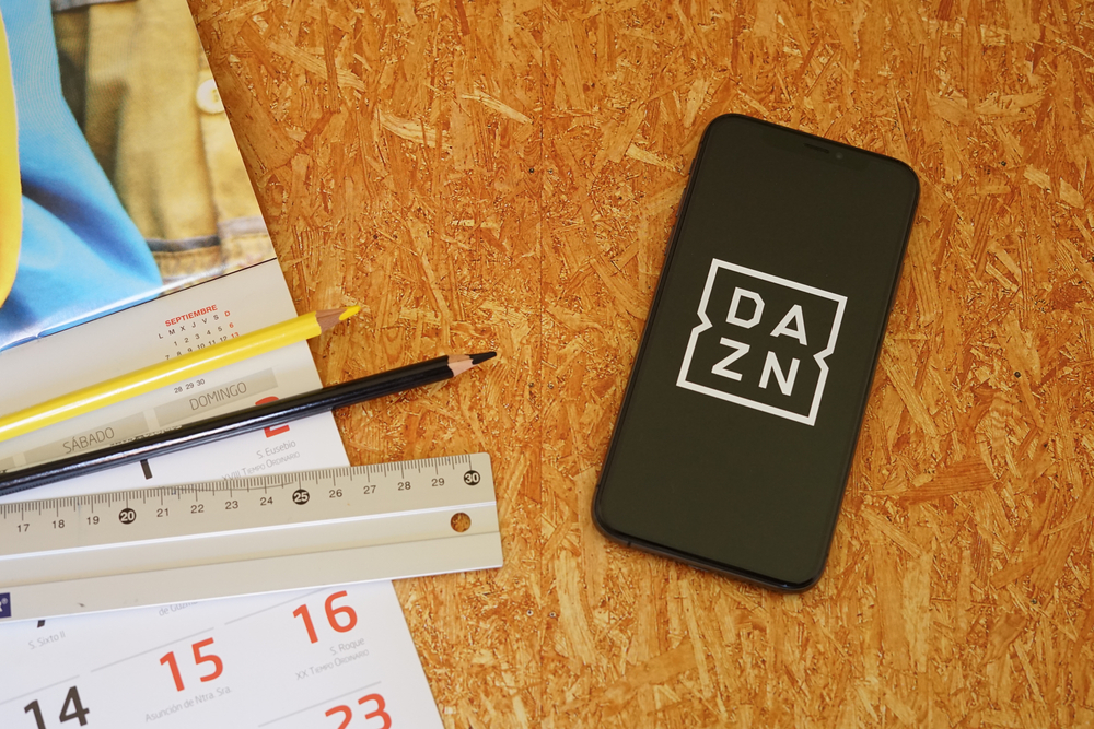 DAZN Launches in the UK!