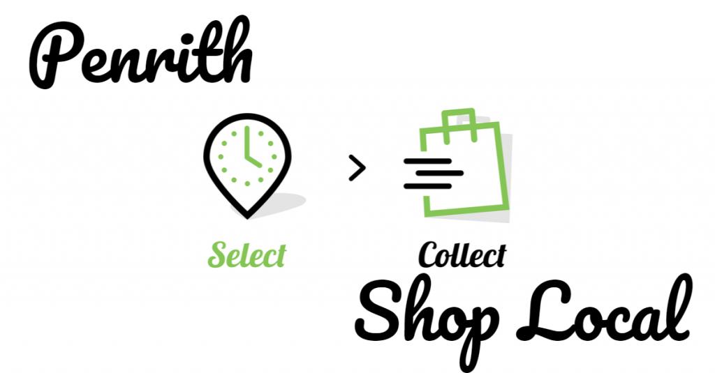 Select & Collect – Shop Local – Penrith
