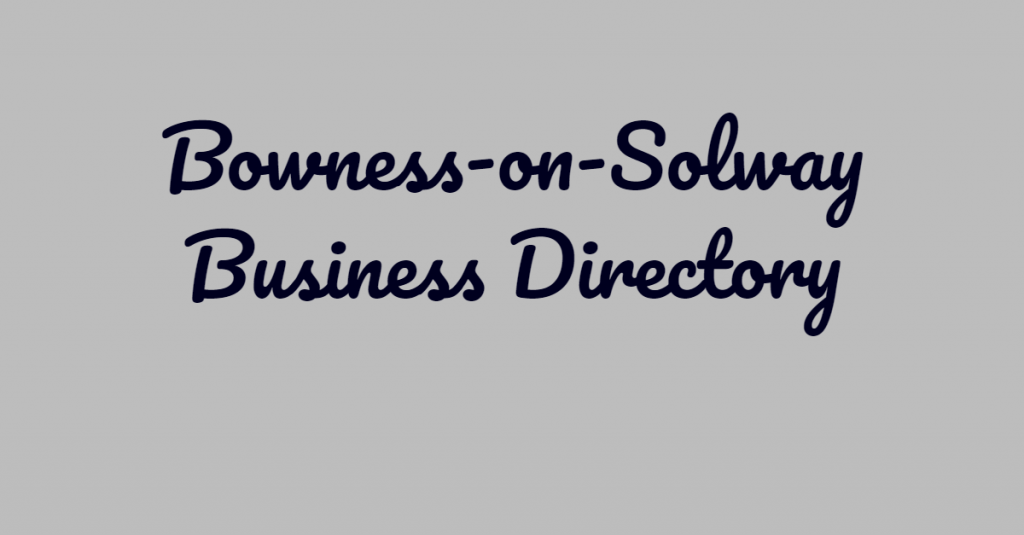 Bowness on Solway Business Directory
