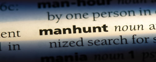The Manhunt Revision notes (Poem)