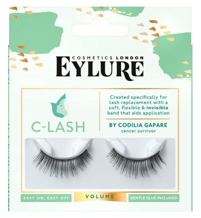 ed19224958c UK's first false lashes for cancer patients | Fashion