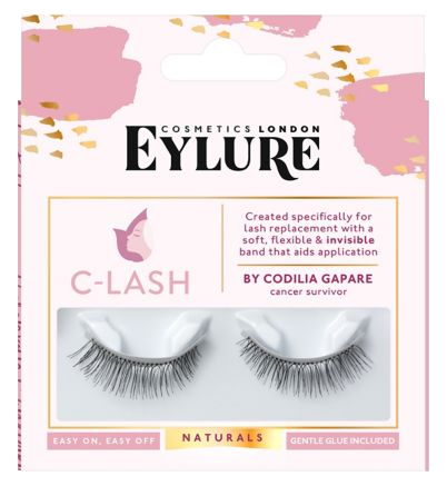 e71f1428f9b UK's first false lashes for cancer patients | Fashion