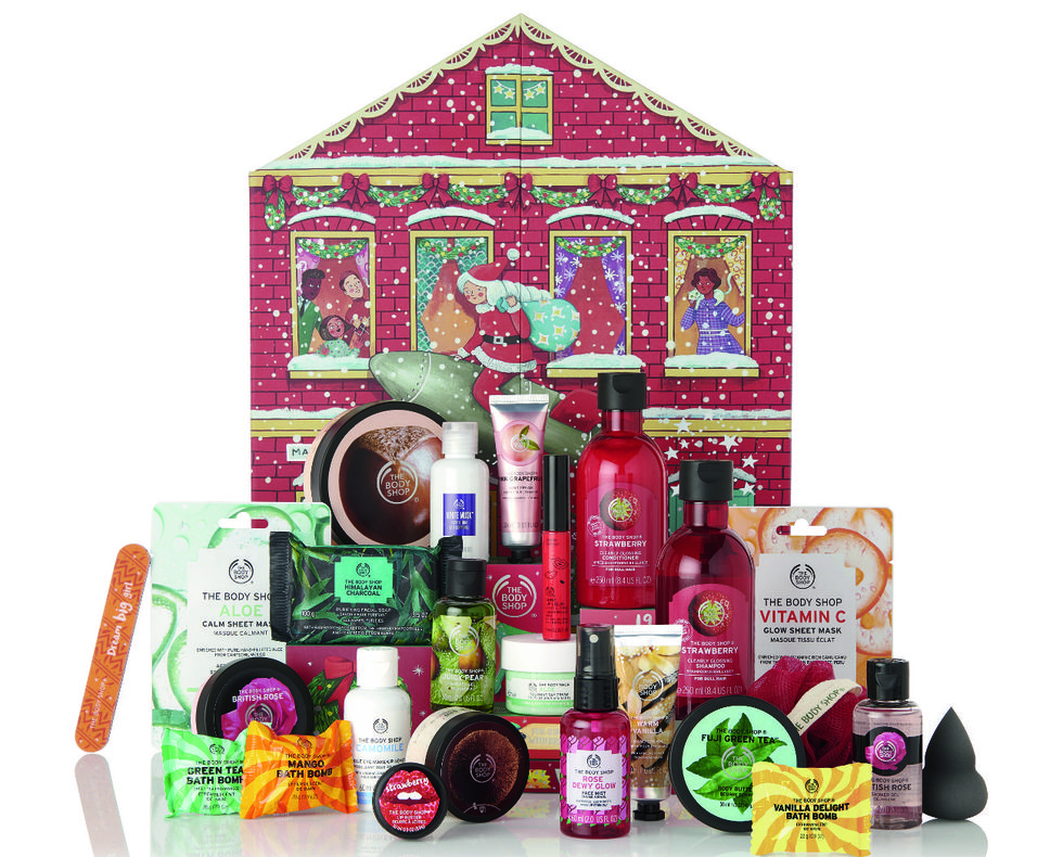 the best beauty advent calendars for 2019 fashion. Black Bedroom Furniture Sets. Home Design Ideas
