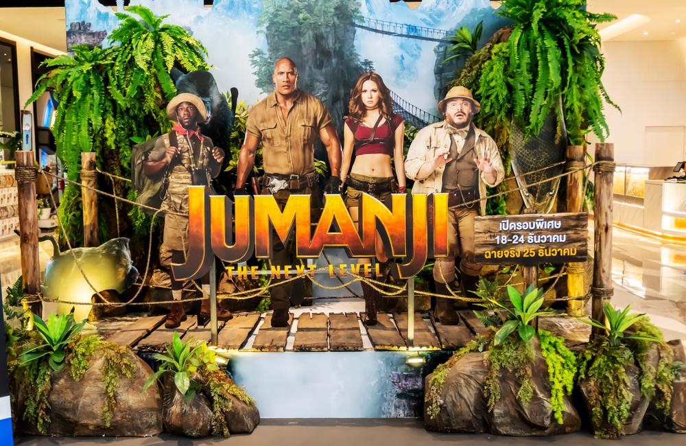 Jumanji: Welcome to the Jungle!