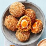 Chorizo Scotch Eggs Recipe