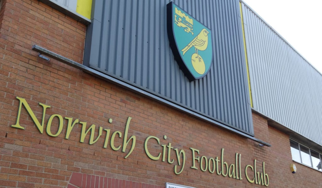 EFL Championship Decided Congratulations To Norwich City