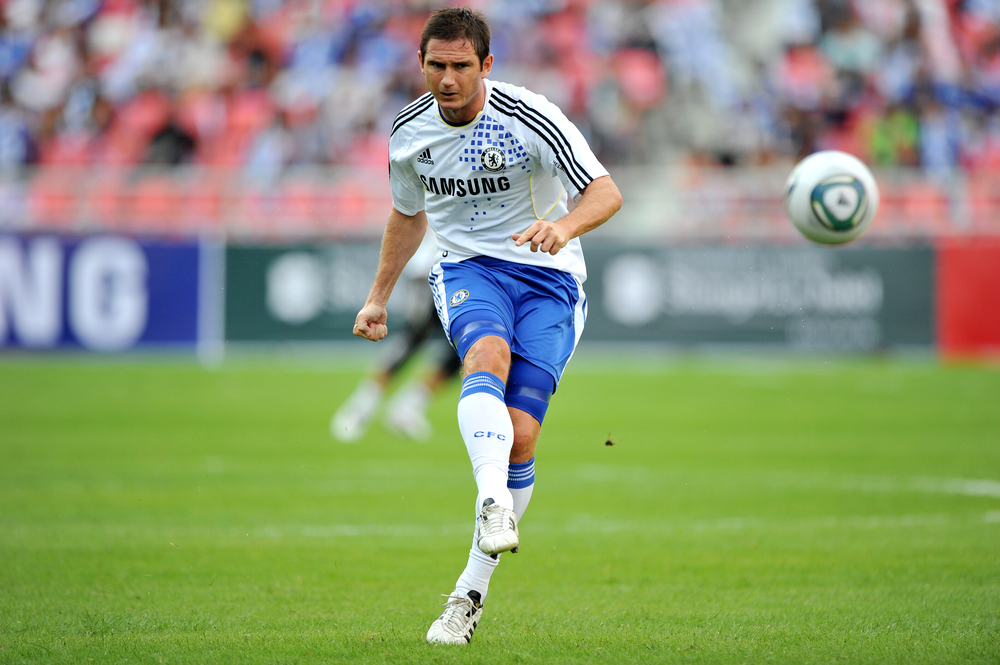frank lampard manager   Football