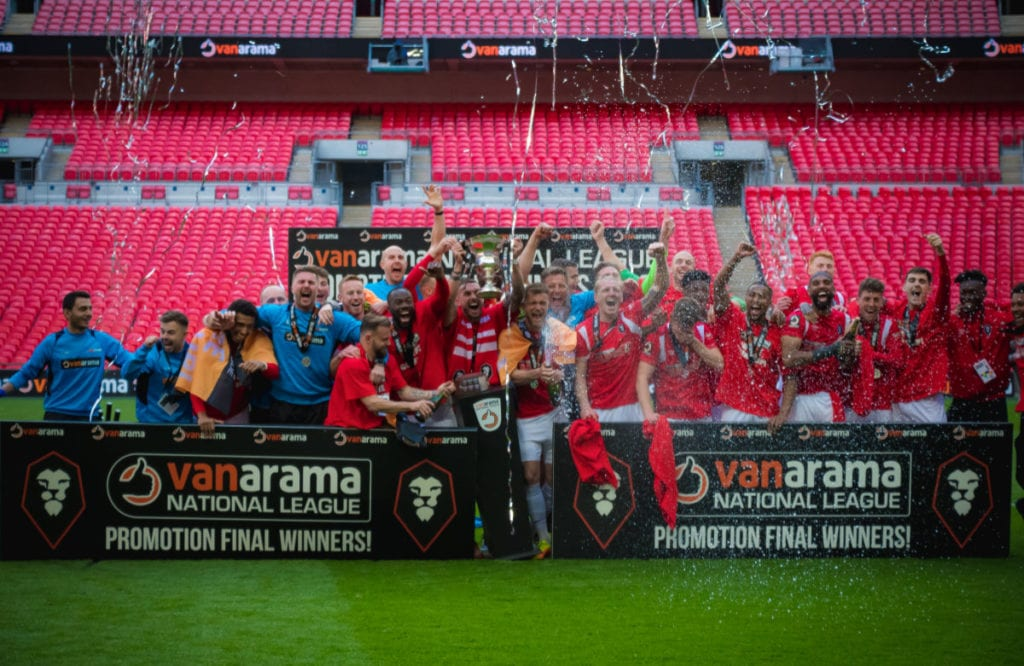 EFL League Two New Season Predictions