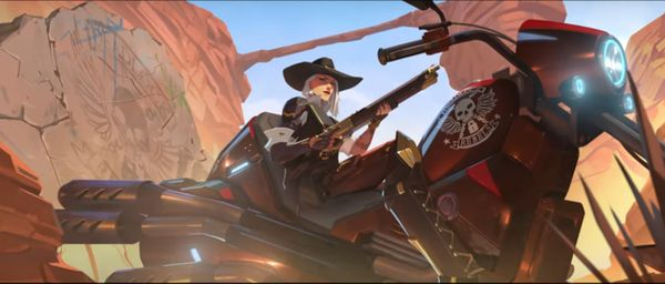 Overwatch Character Profile: Ashe