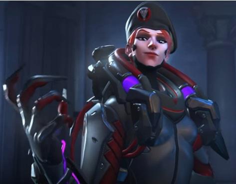 Overwatch Character Profile : Moria