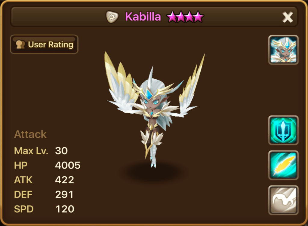 kabilla hints and tips