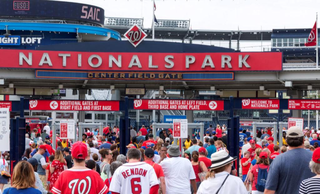 Washington Nationals Reach Their First World Series