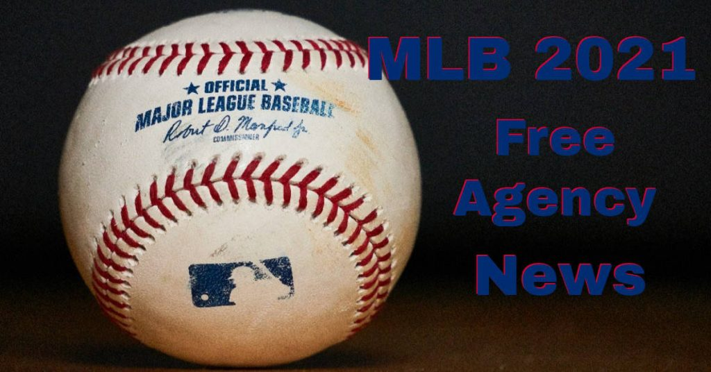 MLB Free Agency 2021 Update Kyle Schwarber To The Nationals