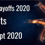 2020 NBA Playoffs game results 3rd Sept