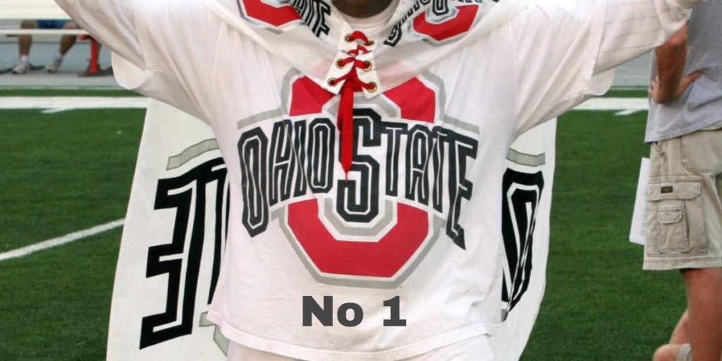 CFP Rankings – Ohio State No 1