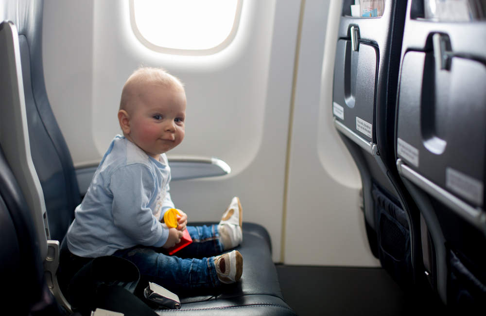 Japan Airlines seat map helps avoid screaming children