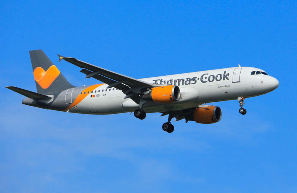 Thomas Cook: 40% of customers back in the UK
