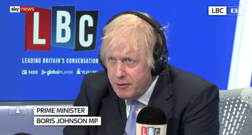 "Coronavirus: PM Says ""Let's Not Blow It Now"""