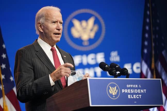 Putin Refuses To Acknowledge Biden's Victory