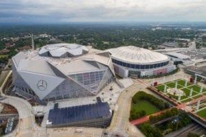 Venue for Super Bowl LIII