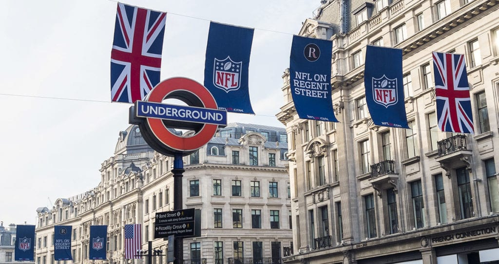 2019 NFL London Games – Dates Announced