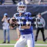 2019 NFL Week Three Round Up