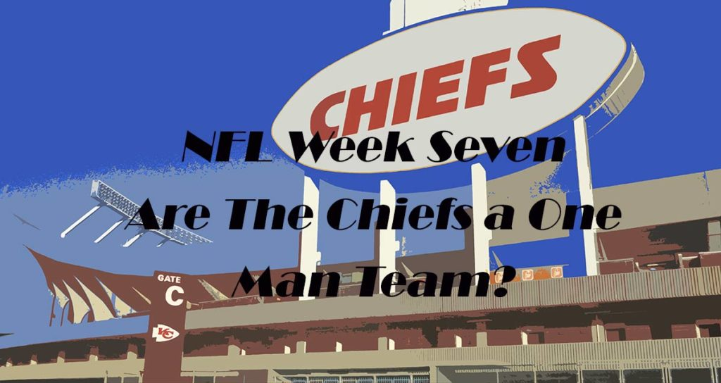 NFL Week Eight – London Calling Part 3