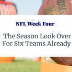 NFL 2019 Season Week Four Round Up