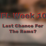 NFL 2019 Week 10 D-Day For The Rams