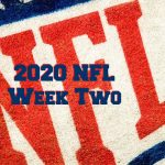 NFL 2020 Week Two Patriots Travel to Seattle.