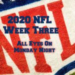 NFL Week Three - Home Field Decider In The AFC Already?