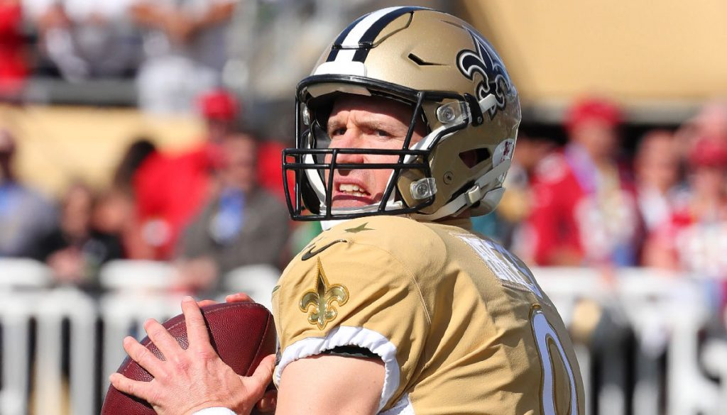 NFL Week 9 – Brees Wins The Battle Of The QBs